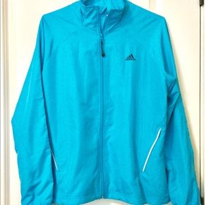 Adidas summer jacket size L